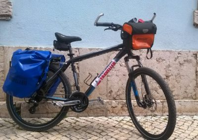 travel bike
