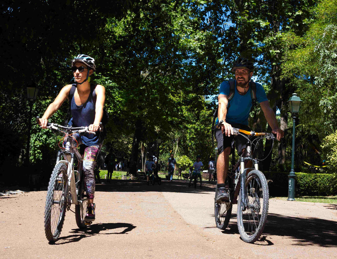 private bike tours